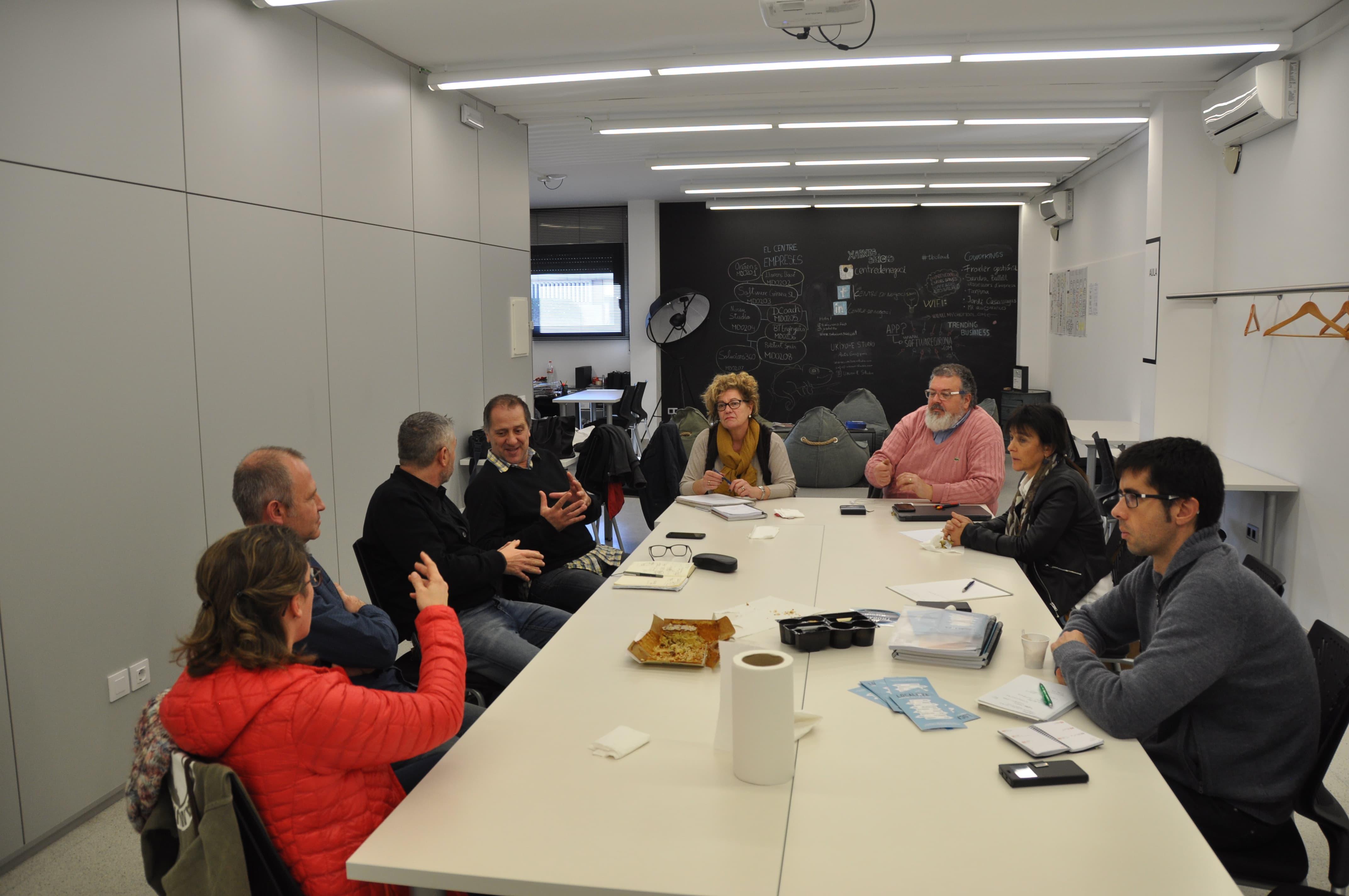 10 Iniciatives Assessorades En El Marc Del Projecte Localitza