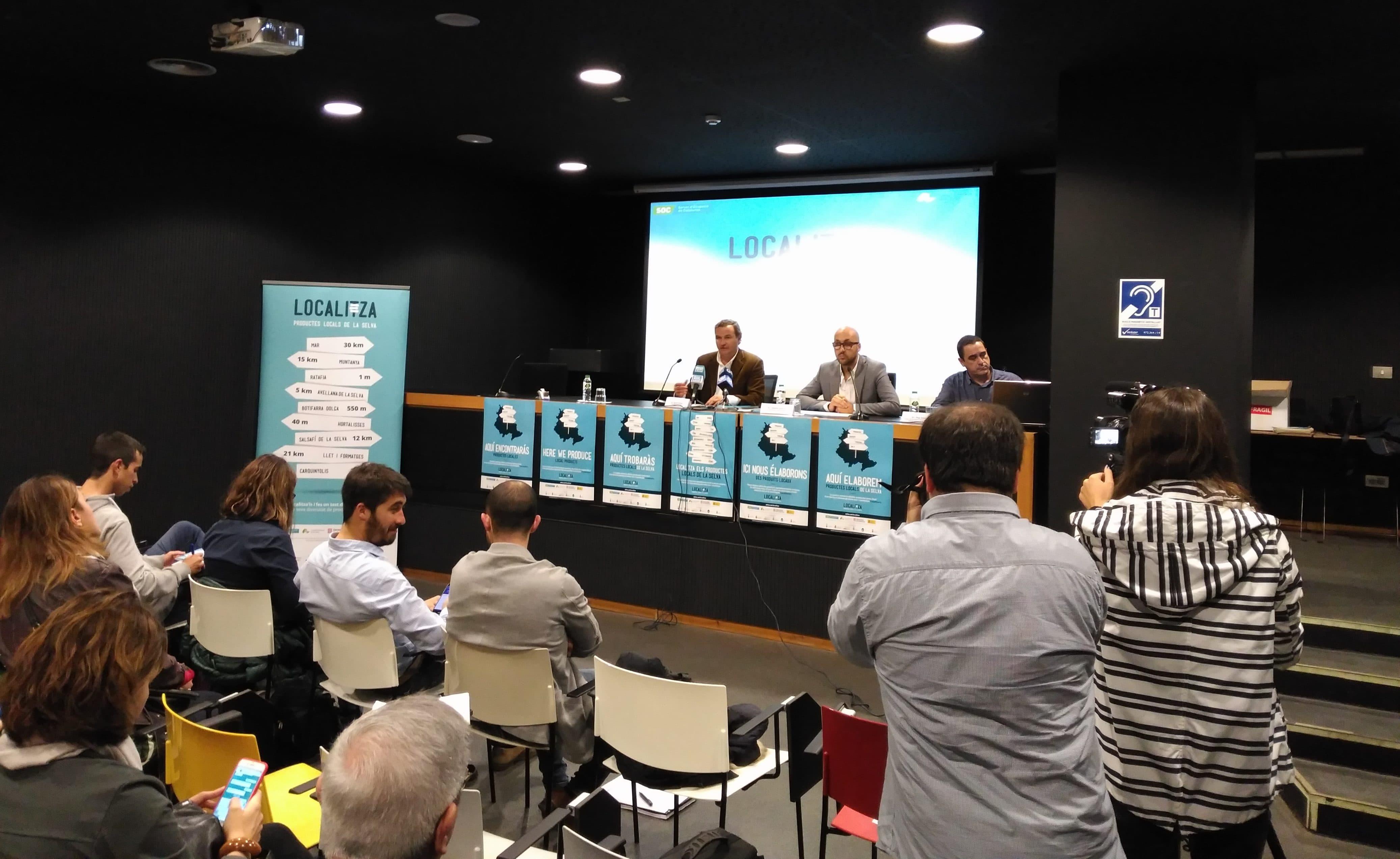 Presentació De La Campanya De Promoció Del Producte Local